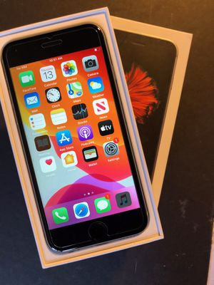 Perfect condition iPhone 6s 32gb for T-Mobile and metro PCs carriers only for Sale in Santa Ana, CA