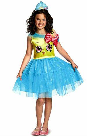 Shopkins Queen Cupcake Classic Costume, One Color, Small/4-6 for Sale in La Habra Heights, CA