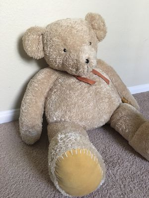 Large teddy bear for Sale in San Diego, CA