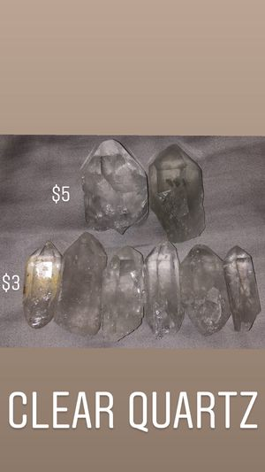 healing crystals and minerals for Sale in Buford, GA