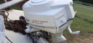 50 horse power.Johnson moter for Sale in Ypsilanti, MI