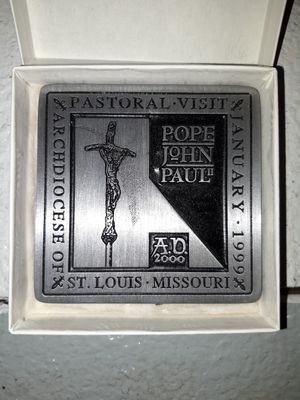 1999 Pope John Paul Pastoral Visit for Sale in Wichita, KS