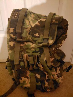 Turbulence Camo backpack military hiking camp bag for Sale in Arlington, WA