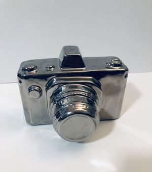 Vintage Style Camera Figurine Statue for Sale in Edgewater, MD