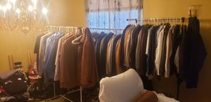 Mens clothes Suits and more for Sale in Orange, CA