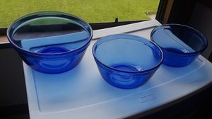 Pyrex mixing bowls for Sale in McKean, PA