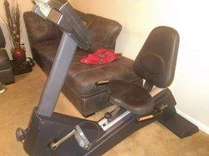 Nordictrack sl 720 Recumbent bike for sale or trade for treadmill if interested I have someone to help load it on your truck for Sale in Greenville, NC