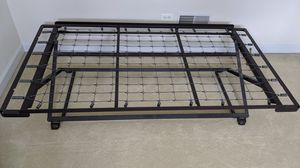Twin Pop Up Trundle Bed Frame with Link Spring for Sale in Riverwoods, IL