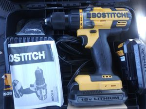 Brand new drill 2 batteries and charger for Sale in Roanoke, VA