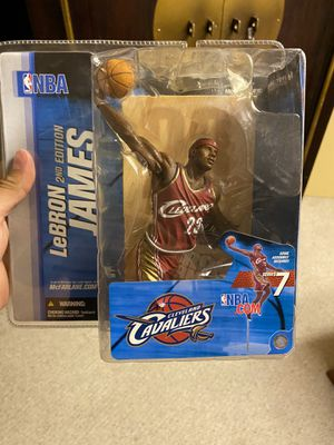 Lebron James Figure for Sale in Dearborn Heights, MI