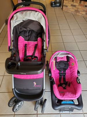 Safety 1st OnBoard 22 car seat/stroller travel system for Sale in Yuma, AZ