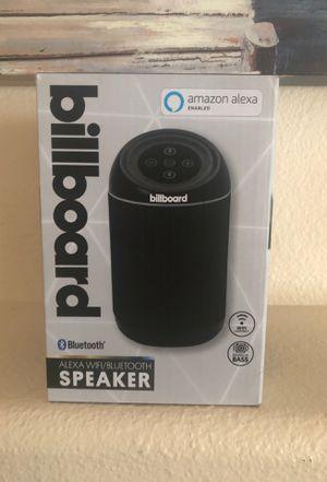 Billboard Bluetooth Alexa/WiFi Speaker + Amazon Kindle Combo for Sale in Portland, OR