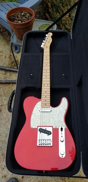 2008 Fender Telecaster with case for Sale in Seattle, WA