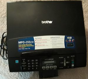 Brother MFC-255cw All-in-One Inkjet Printer for Sale in Las Vegas, NV