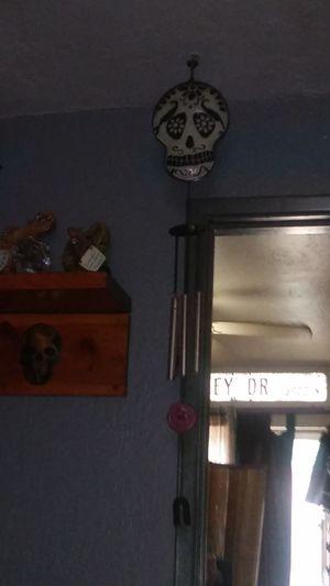 Sugar Skull Wind Chime for Sale in Phoenix, AZ