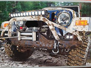 OFF ROAD 1200 LBS WINCH for Sale in Redlands, CA
