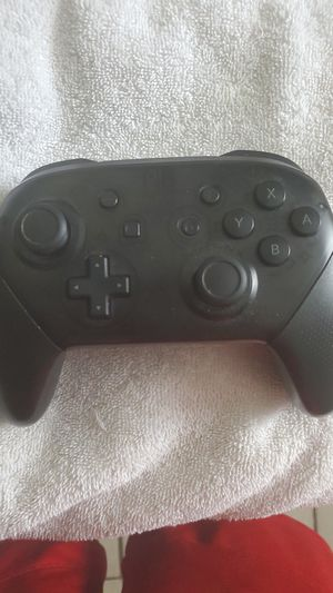 Nintendo switch pro controller for Sale in Pomona, CA