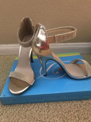 New dress shoes heels for Sale in San Marcos, CA