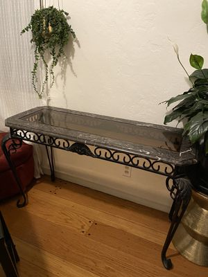 Vintage Console Table for Sale in Oakland, CA