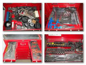Snap On Toolbox Lot 3 Boxes Full for Sale in Naval Academy, MD