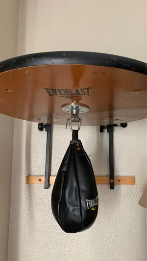 Speed bag for Sale in West Palm Beach, FL
