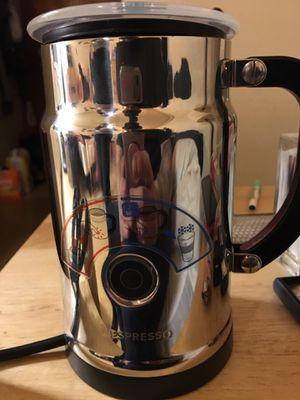 Nespresso aerocinno + for Sale in Portland, OR