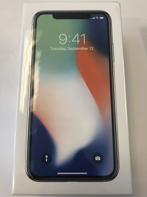 $5 IPHONE X WITH OLD TRADE IN! for Sale in Austin, TX