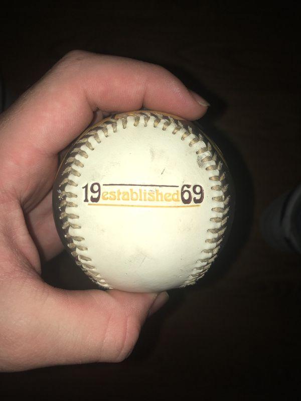 Padres Ball