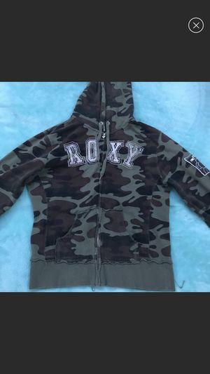 Camo Roxy Jacket for Sale in Lithia, FL