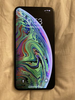 iPhone XS Max for Sale in Manor, TX