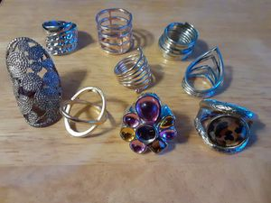 Bundle of Rings for Sale in Vacaville, CA