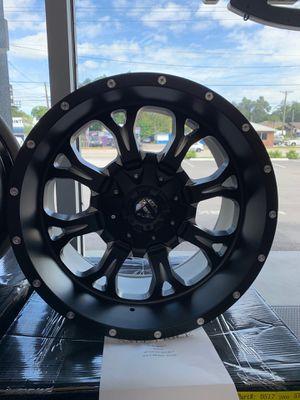 "20x10"" Jeep Rubicon/Wrangler/Ram 1500 Wheels BP:5x127/5x139.7 for Sale in Tampa, FL"