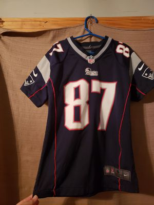 Patriots Gronkowski jersey boys small for Sale in West Haven, CT