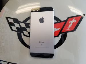 Unlocked Black iPhone SE 64 GB for Sale in Port St. Lucie, FL