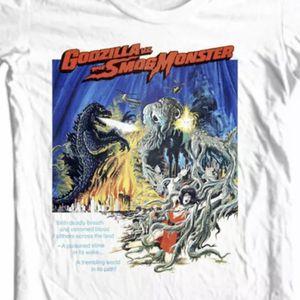 Vintage Godzilla T-Shirt for Sale in Austin, TX