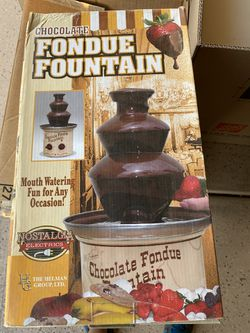 Fondue fountain...New - Never Used for Sale in Tucson,  AZ