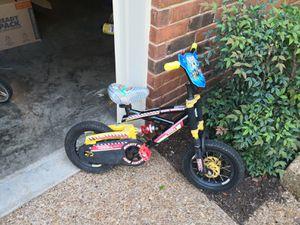Tonka dual shock Kids full suspension mountain bike learning first bike for Sale in Brentwood, TN