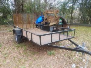 Heavy duty trailer for Sale in Ridgeland, MS