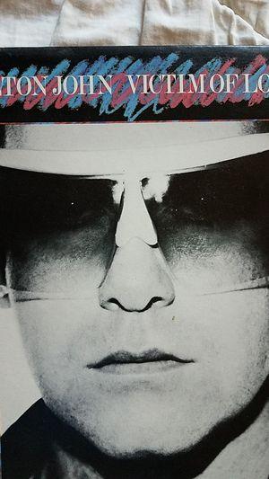 Elton John - Victim of Love LP for Sale in Woodbine, MD