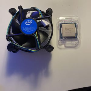 i5 6402p @2.8GHZ With Stock Cooler For Sale for Sale in Orland Hills, IL