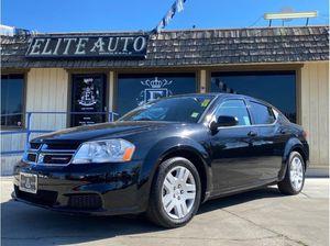 2014 Dodge Avenger for Sale in Visalia, CA