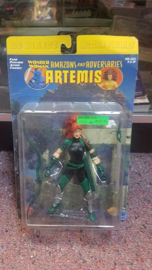 DC Direct Action Figure, Artemis for Sale in Leander, TX
