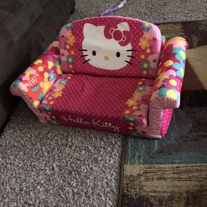 Hello Kitty Kids Sofa Bed for Sale in Naperville, IL