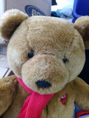 Jolly the Christmas Teddy bear. New never used for Sale in Chandler, AZ