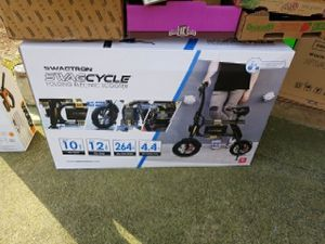 swagtron swagcycle electric bicycle for Sale in Marietta, GA