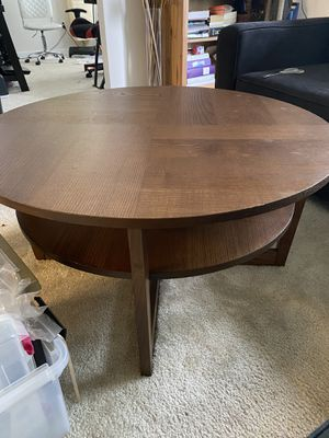 Wood Coffee table $20 for Sale in Rosedale, MD