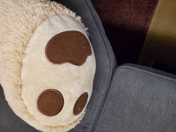 Huge Teddy Bear 5 ft Big