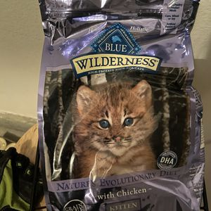 Blue Wilderness Kitten Dry Food for Sale in Chino Hills, CA