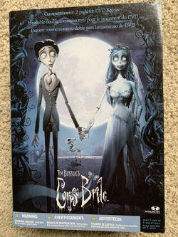 NEW Corpse Bride Commemorative 2005 2-Pack Figure Set for Sale in Shoreline,  WA