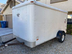 Enclosed Cargo Trailer 12 X 6 for Sale in Las Vegas, NV